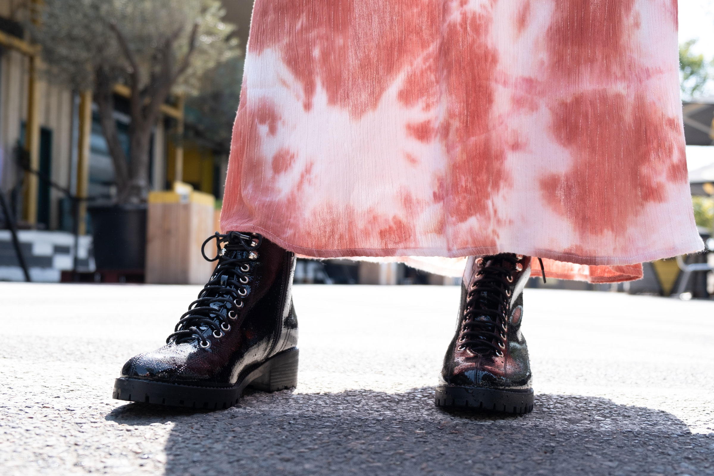 Vanessa-Wu-Shoes-Tie-and-dye