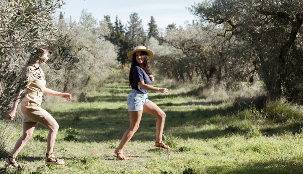 A day in Provence with the Spring/Summer 2020 collection